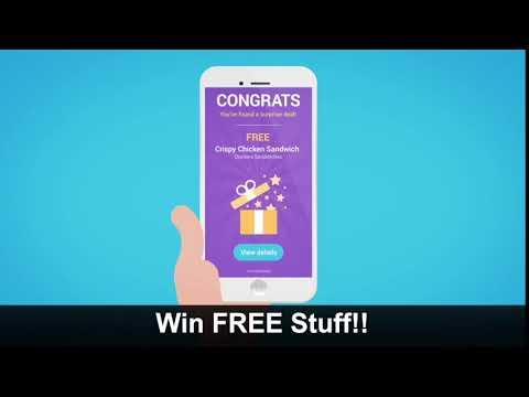 Skout Deals App Demo