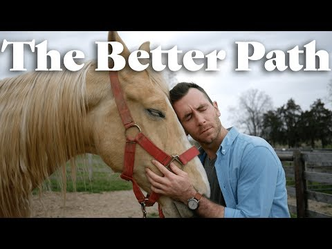 The Better Path - One Vegan's Journey