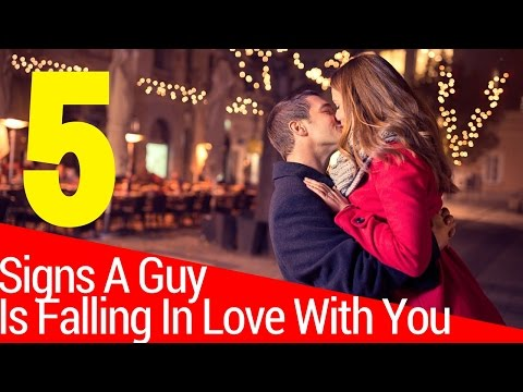 How To Tell If A Guy Loves You: 5 REAL Signs He's Falling In Love With You