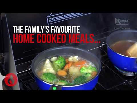 Kampa  Roast Master Oven  Product Overview 4
