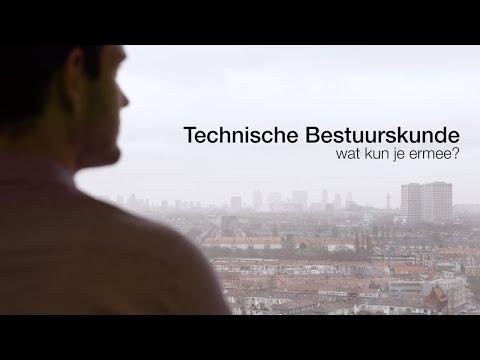 watch TU Delft - BSc Technische Bestuurskunde, wat kun je ermee?