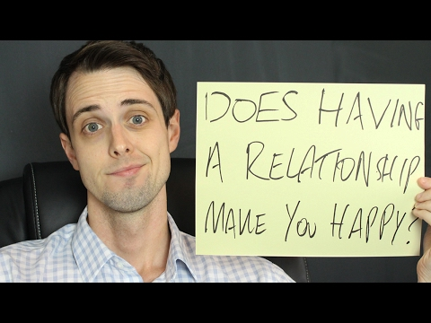Does Having a Relationship Make You Happy?