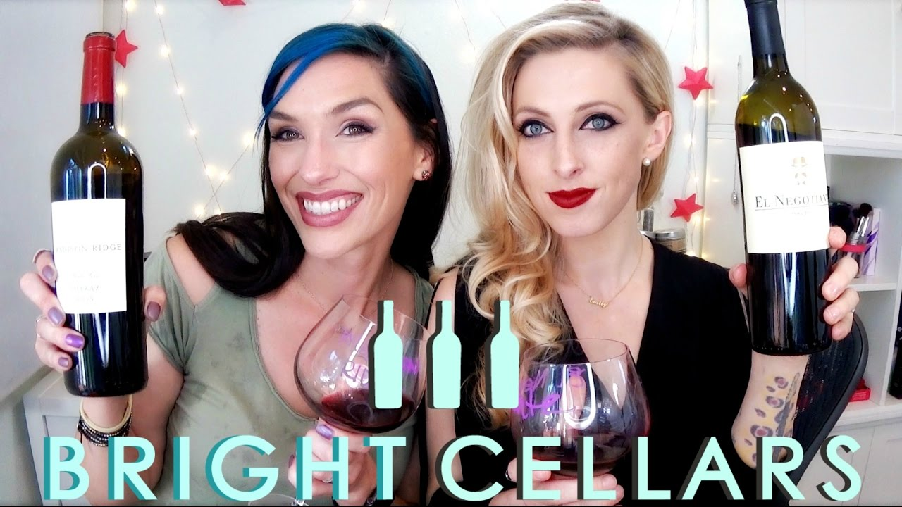 Bright Cellars Unboxing and Wine Tasting Review