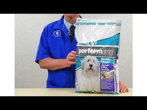 PetSolutions: Performatrin Healthy Weight Chicken & Rice Adult Dry Dog Food
