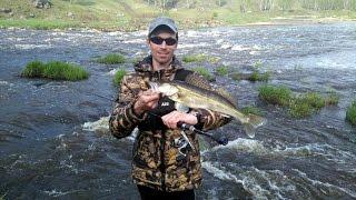 порог крикса рыбалка