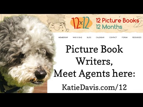 Picture Book Writers | Meet Agents Here!