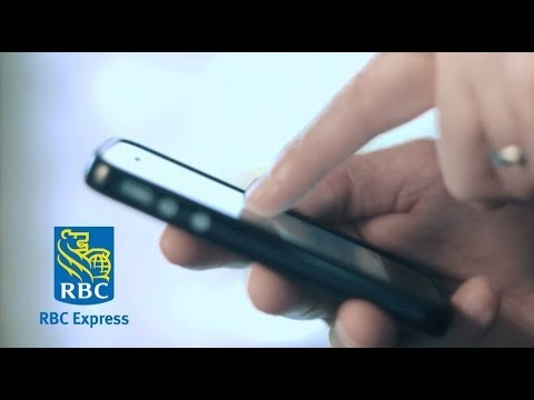 RBC Express Mobile Business Banking