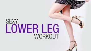 How To Get Slim Calves Calf Exercises To Lose The Cankles