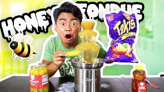 Download HONEY FONDUE CHALLENGE! Video