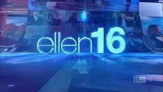 Ellen Season 16 Premiere Intro