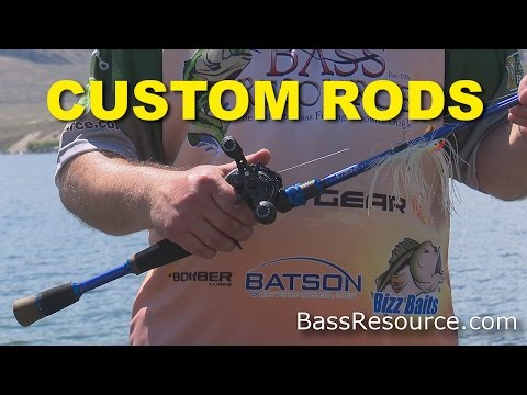 Custom Rods - What To Consider | Bass Fishing