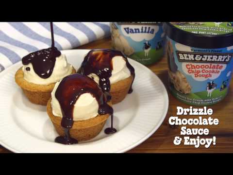 Ice Cream Cup Sundaes: How To Make | Ben & Jerry's