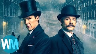 Top 10 Best Sherlock TV Series Moments