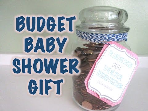 Budget & Thoughtful Baby Shower Gift