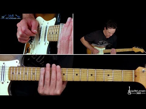 Pink Floyd - Breathe Guitar Lesson