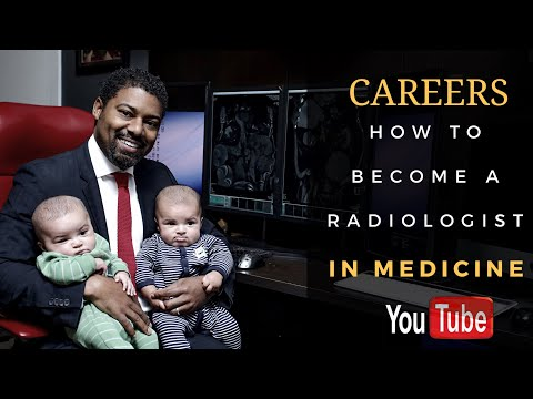 How to Become a Radiologist | Working Full Time from Home as a Radiologist