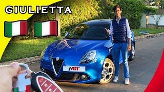 السيارة الرياضية الفخمة، بمحرك اقتصادي :Alfa Romeo Giulietta