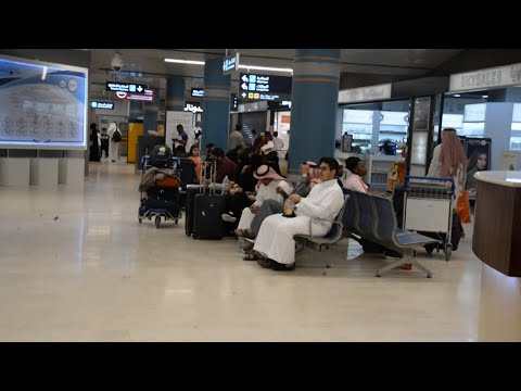 Xxx Mp4 Images Showing Passengers At Saudi Airport Hit By Yemen Rebels AFP 3gp Sex