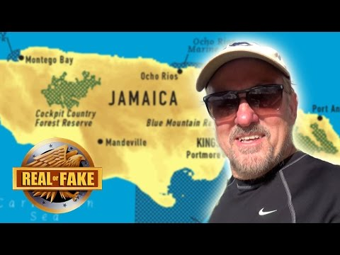 JAMAICA'S MYSTERIOUS INVISIBLE FISH - real or fake?
