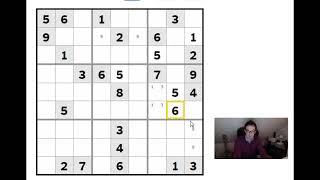 Diabolical Sudoku: A Solving Demonstration - PakVim net HD
