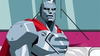 Download Reign of the Supermen - ″Steel″ Clip Video