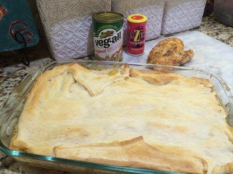 Super Easy Chicken Pot Pie with BeaZell's Cajun Seasoning