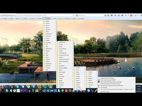 How to Organize Bookmarks in Firefox and Other Browsers