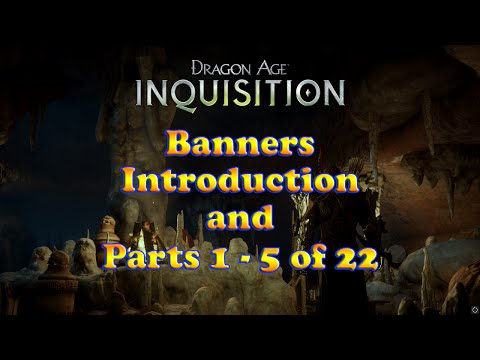 Dragon Age: Inquisition - Dalish Banner Crown and more! - Banners - Skyhold Customizations