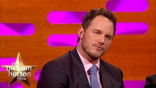Chris Pratt's First Headshots Will Blow You Away - The Graham Norton Show