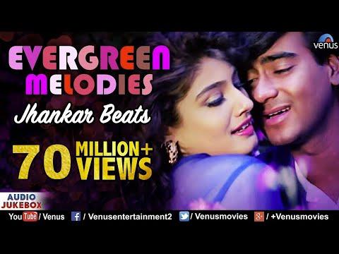 Evergreen Melodies - Jhankar Beats   90'S Romantic Love Songs   JUKEBOX   Hindi Love Songs
