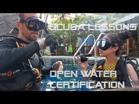 Beginner Scuba Class | PIDS Phangan International Diving School |  Beginners Scuba Certification
