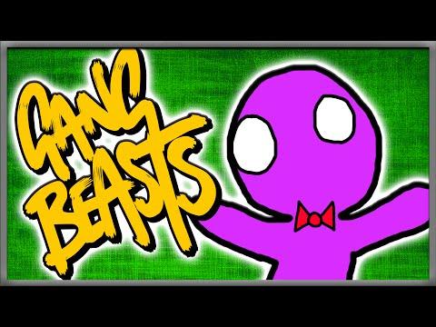 BEATING UP MY ROOMMATES | Gang Beasts