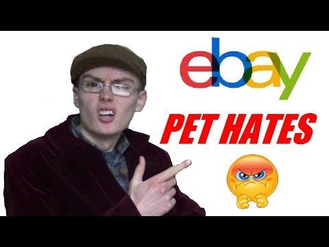 My Top 5 eBay Pet Hates As A Seller