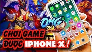 CHƠI GAME ĐƯỢC IPHONE X ĐI CƯA GÁI !?? CÀY NÀO ANH EM =))