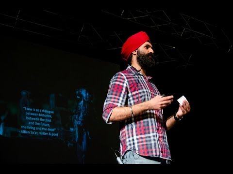 In Search of a Shared Heritage: Ishvinder Singh at TEDxYouth