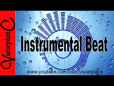 Simple Instrumental Beat & Basic Circle Audio Visualizer Created by VscorpianC