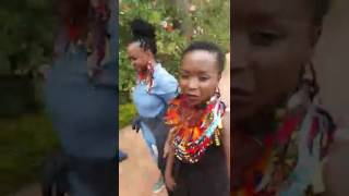 Kansiime finally looks the Queen of comedy she is. Kansiime dairies