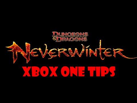 Neverwinter Xbox One Tips
