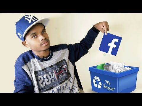 How to Delete facebook account permanently |Hindi | 2018 |