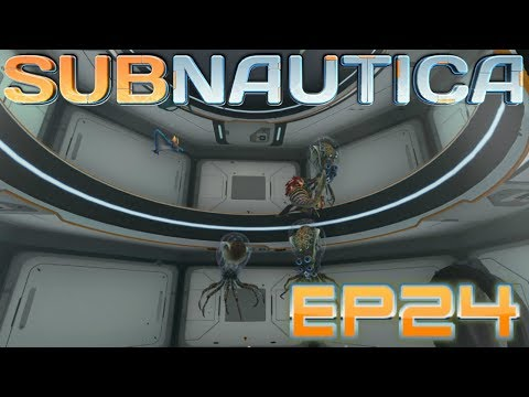 Subnautica Ep24 Today we find Time capsules!