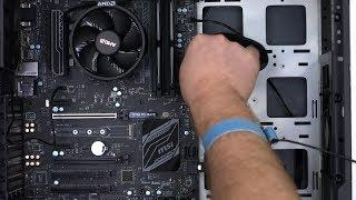 $1250 AMD Gaming PC - Ryzen 5 1600 | GeForce GTX 1080