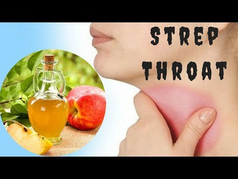 How to Get Rid of Strep Throat with Apple Cider Vinegar - clickbank review