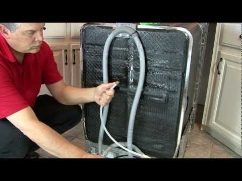 How to Install an ASKO Dishwasher
