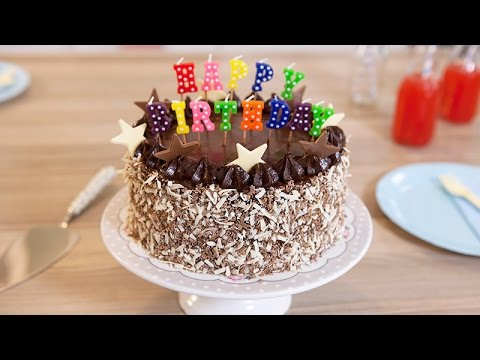 Chocolate Birthday Cake Recipe - Betty Crocker™