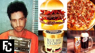 10 STRANGEST Last Meals Requested By Death Row Inmates | LIST KING