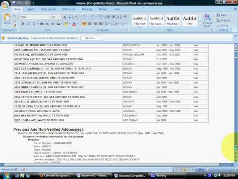 How To Do a Criminal Records Background Check Online