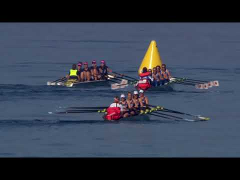 2017 World Rowing Coastal Championships - women's quad A-final