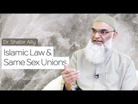 Xxx Mp4 Islamic Law Amp Same Sex Unions Dr Shabir Ally 3gp Sex