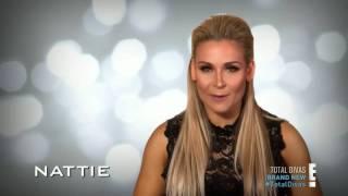 Alberto del rio and Paige in Total Divas