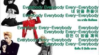 Download [Thai+Hangul Sub] SHINee Everybody Mp3 — lagu yt